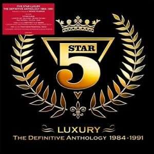 FIVE-STAR-FIVE-STAR-LUXURY-DEFINITIVE-ANTHOLOGY-1984-1991-10-CD-NEW