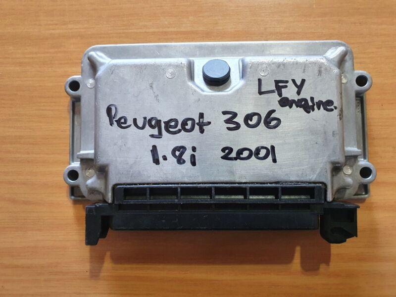 Peugeot 308 1.8i 16V 1997-2008 Bosch ECU Part # 96 356 738 80