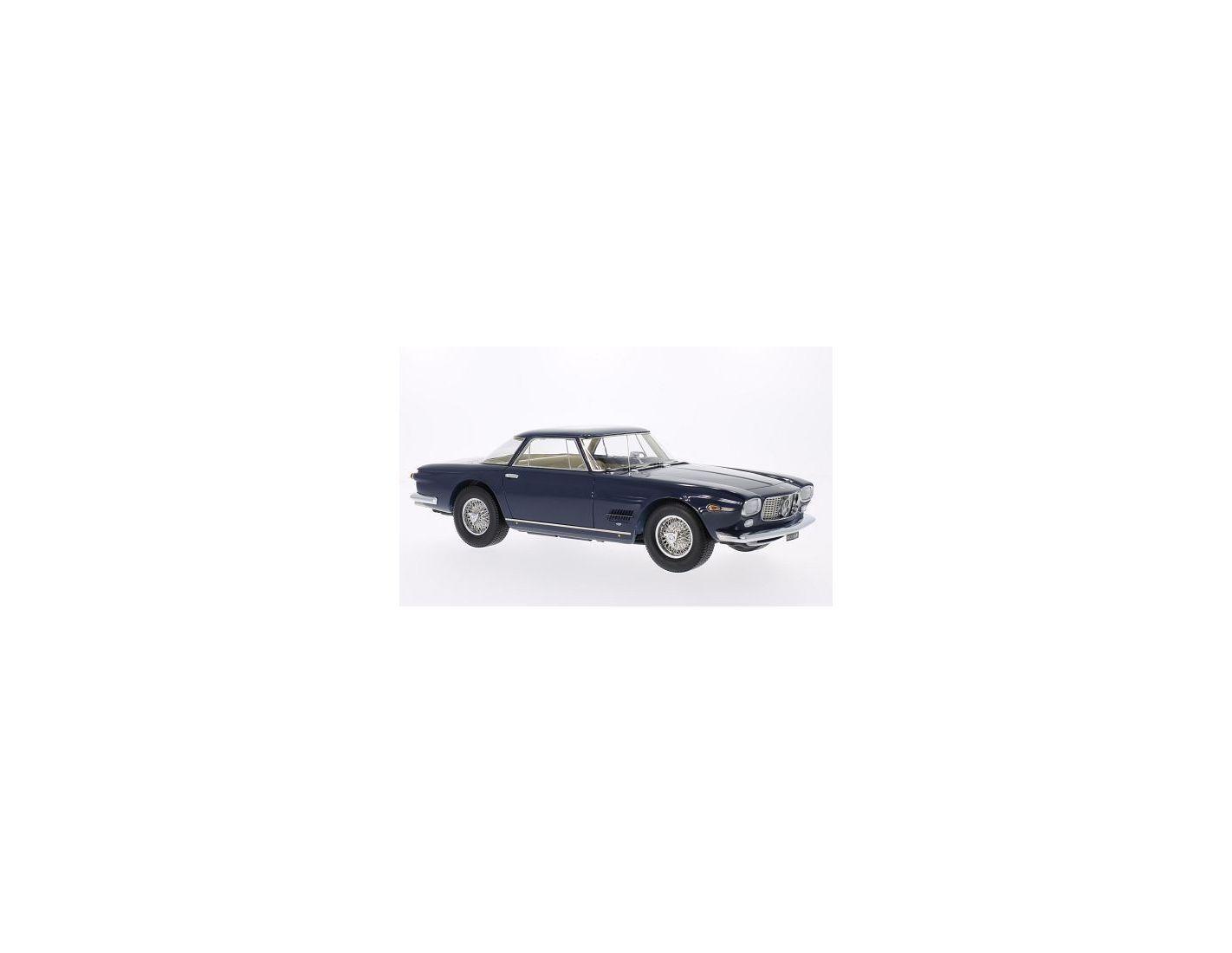 Neo Scale Models NEO18240 MASERATI 5000 GT ALLEMANO 1959 DARK blu 1 18 Modellin