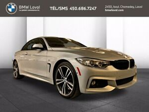 2017 BMW 4 Series 440i xDrive M Performance Stage 2! Int Rouge!