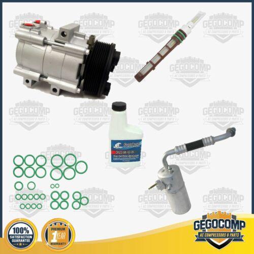 A//C Compressor Kit Fits Ford Expedition 97-01 Lincoln Navigator OEM FS10 57149