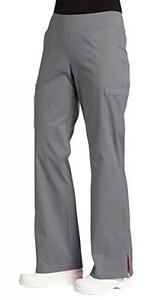 1a5d9c516b324 Allure by White Cross Women's Elastic Waist Yoga Scrub Pant Large ...