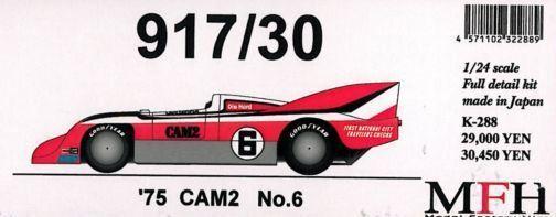 alta calidad general Mfh Modelo Factory Hiro 1 24 917     9.1m75 Cam2 N º 6 Completo Detail Kit  clásico atemporal