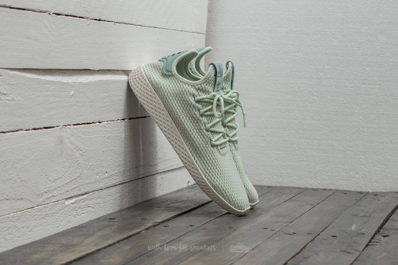 adidas x Pharrell Tennis Hu size 12.5. CP9765. Green White. nmd ultra boost