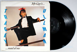Tracey-Ullman-My-Guy-039-s-Mad-at-Me-1984-Vinyl-12-034-Single-UK-Import