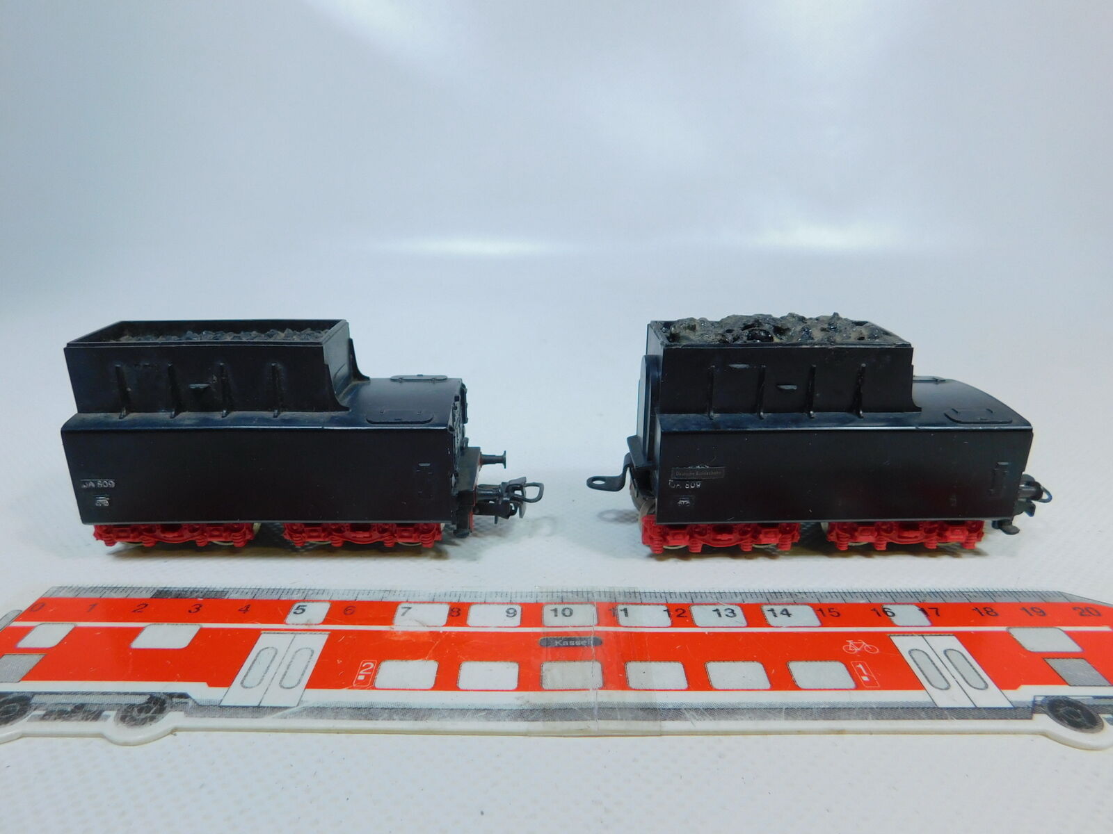 CA1-0, 5x Märklin H0 AC TENDER DA 809 23 014 for DA 800 Steam Locomotive, 2. Choice