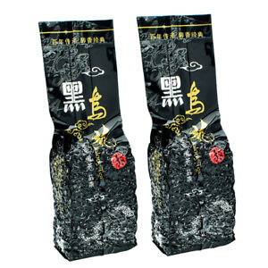 Black Oolong Tea Charcoal Roasted Slimming Tea Reducing