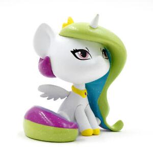 Princess Celestia My Little Pony Brony MLP Chibi Series 2 Vinyl Welovefine Toy