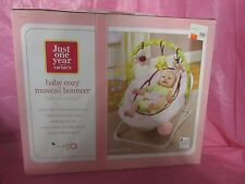 Carters Just One You Baby Cozy Musical Bouncer