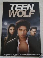 SDCC Comic Con 2012 TEEN WOLF Tylor Posey poster