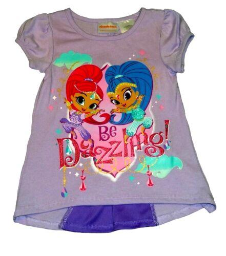 Peppa Pig Shimmer /& Shine  Sofia  Little Charmers  Hello Kitty  Girls/' Tops  NWT
