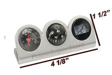 Portable Compass Dashboard Dash Mount Navigation Car Boat Truck Black Small RM1