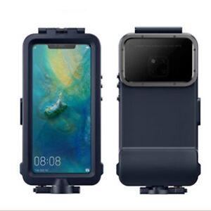 Fuer-Huawei-Mate-20-Pro-Wasserdicht-Case-Swim-Tauchen-Tasche-Huelle