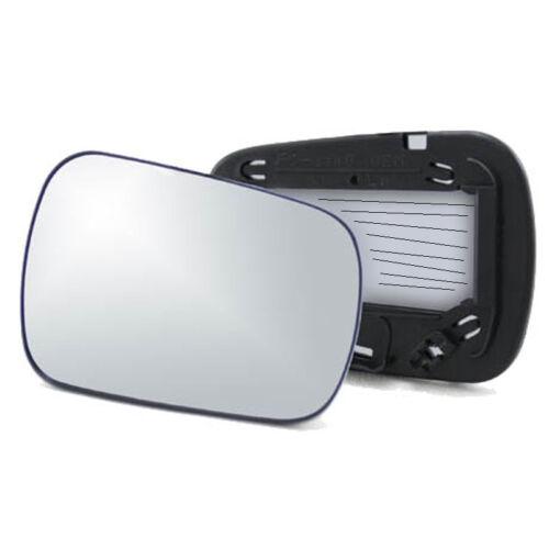 Ford Fiesta Fusion 02-05 Spiegel Ersatzglas Spiegelglas Konvex Beheizbar Rechts