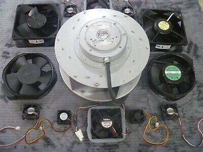 Original authentic FOR ADDA 6015 DC12V 0.14A AD0612LX-D96 6CM cooling fan