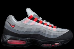 newest 60975 f4446 2018 Nike Air Max 95 Solar Red Retro OG Size 12. 609048-106 1 90 97 ...