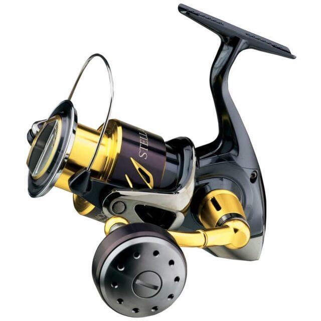4a4e0e9ea47 Shimano Stella Sw30000 SWB Spinning Reel STL30000SWB for sale online ...