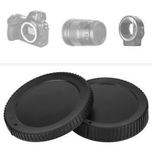 Protective-Camera-Front-Rear-Lens-Cap-Cover-Body-Cap-pour-Nikon-Z-mount-Cam-Z6