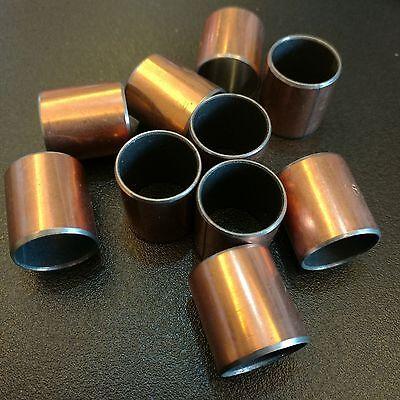 Ochoos 10Pcs SF1 SF-1 1620 Self Lubricating Composite Bearing Bushing Sleeve 16 x 18 x 20mm