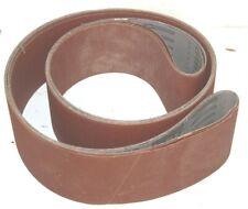 3 Pcs Ea Klingspor 4 X 132 Cs310 P120 Grit Abrasive Sanding Belts Germany