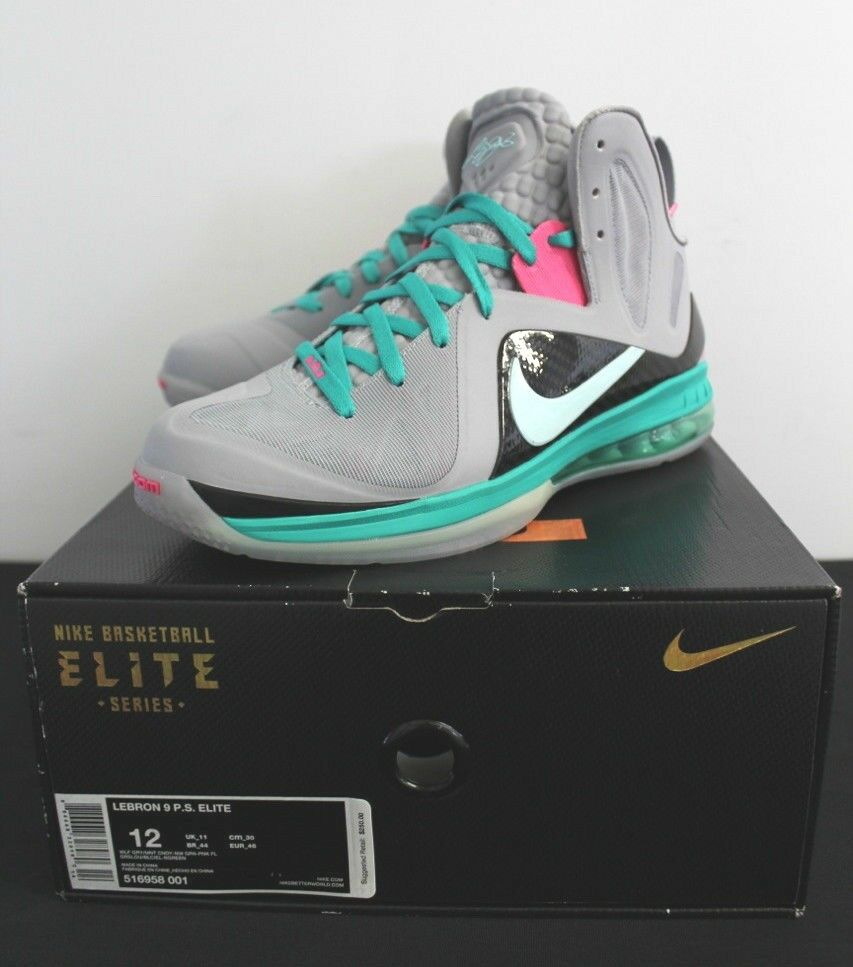 quality design 0a5d3 7567f ... 23 sz 9 miami heat cavs 11 13 south beach pink jordan kyrie kobe kd  shoes for sale in scottsdale az offerup 970fb 9aa26  canada nike air lebron  ix 9 ...