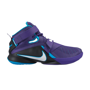 outlet store a3b4c 4f7b3 Image is loading SALE-NIKE-LEBRON-SOLDIER-9-SUMMIT-LAKE-HORNETS-