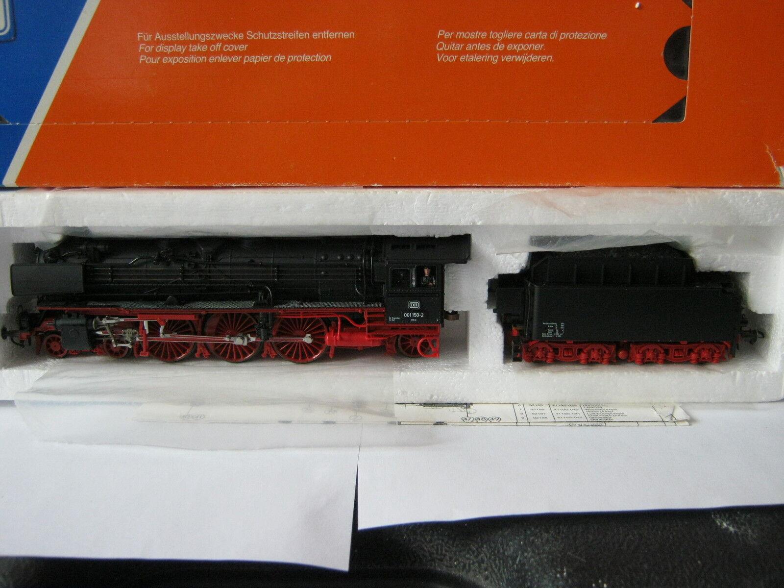 Roco HO 43240 Dampf Lok   Schlepp -Tenderlok BR 001 150-2 DB (RG BU 006-85S9 1)  | Hat einen langen Ruf