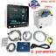 "thumbnail 1 - Portable 12"" Patient Monitor Vital Signs SpO2,PR,NIBP,ECG,RESP,TEMP LCD Display"