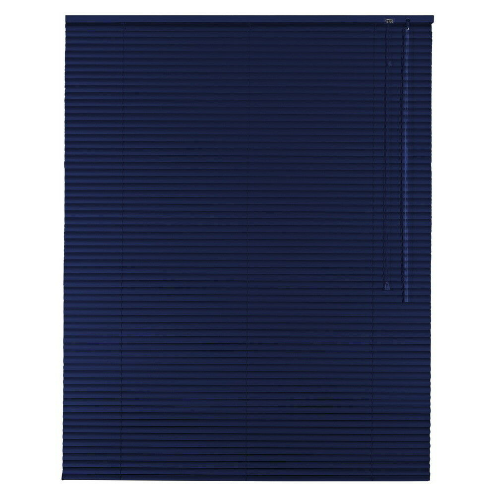 Aluminio persiana veneciana de aluminio jalusie schalusie-altura 220 cm azul