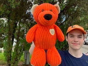 VERY-RARE-Animal-Adventure-LOVE-THE-LORD-Teddy-Bear-15-034-Plush-Stuffed-Animal-Toy
