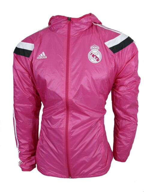 adidas real Madrid Anthen Sweatjacke Jacke Gr.l