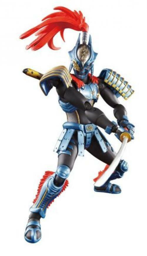 NEW ULTRA-ACT Ultraman Mebius ZAMSHER Action Figure BANDAI TAMASHII NATIONS