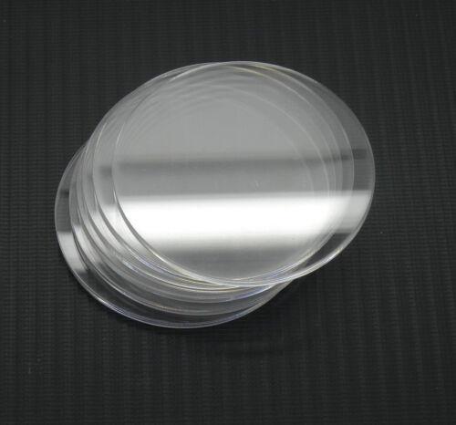 Plexiglas disques-toutes tailles-extrudé ou fonte-free tailles spéciales coupe 3mm Acrylique