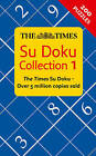 The Times Su Doku Collection 1 by The Times Mind Games (Paperback, 2013)