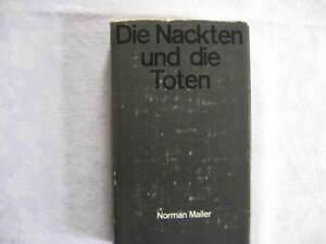 DIE-NACKTEN-UND-DIE-TOTEN-Amerikanisches-Kriegsepos-von-Norman-Mailer