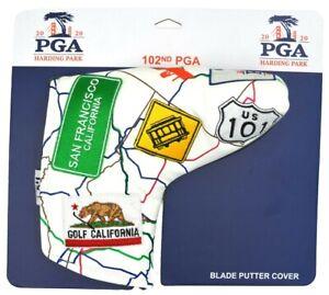 2020 PGA CHAMPIONSHIP (Harding Park) PRG Blade PUTTER COVER