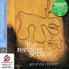 Son of Evil Reindeer [Bonus Tracks] * by The Reindeer Section (CD, Jul-2002,...