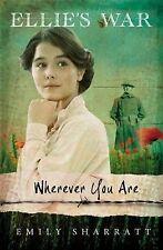 Wherever You are (Ellie's War), New, Emily Sharratt Book