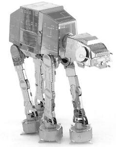 Official Star Wars At-At  Metal Earth Laser Cut 3D Model