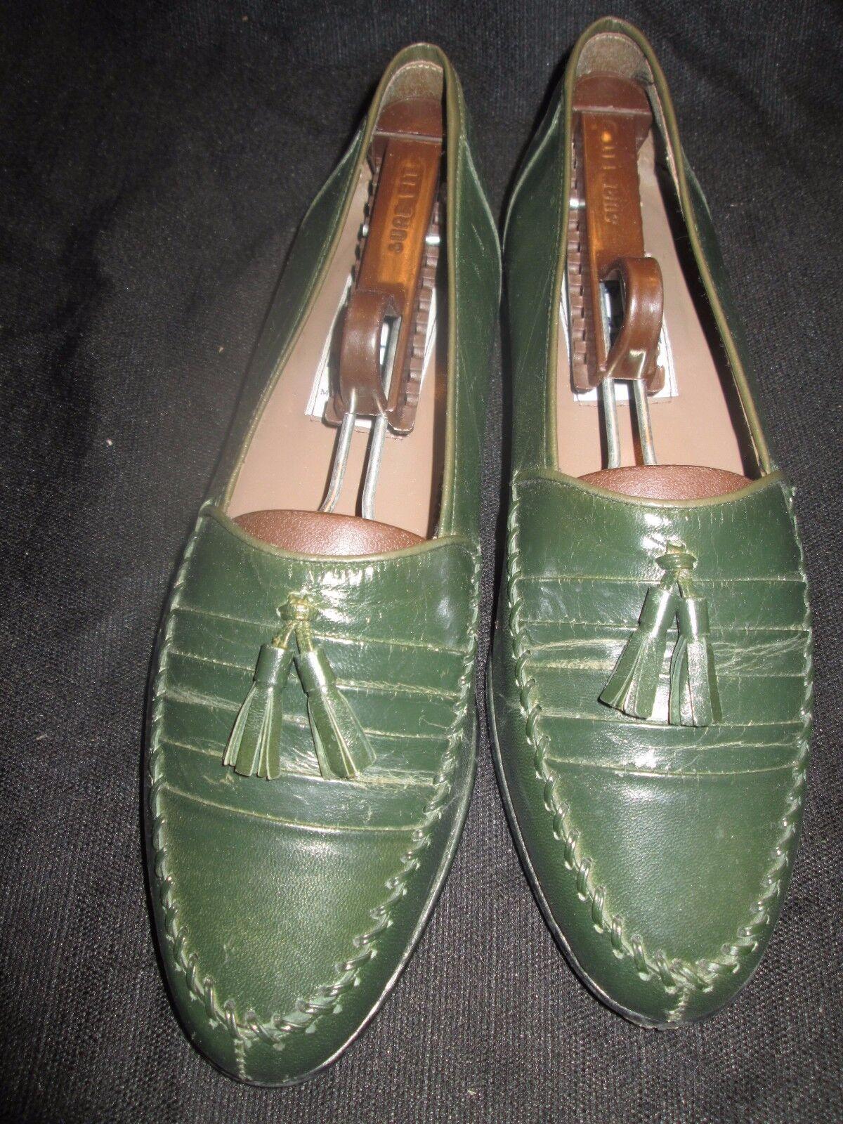 Carlo morandi dress shoes size 8