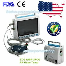 CONTEC FDA&CE ICU CCU Vital Signs Patient Monitor,6 Parameters CMS8000 Newest US