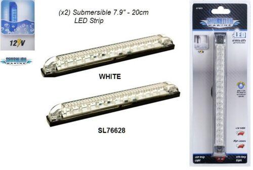 X2 shoreline marine 8 submersible led strip light color white x2 shoreline marine 8 034 submersible led strip aloadofball Choice Image