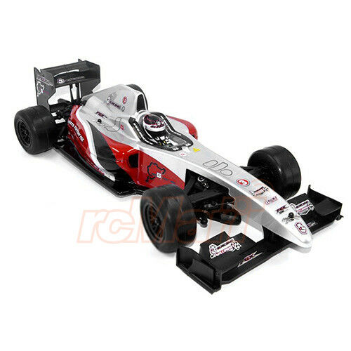 3Racing 1 10 Sakura FGX2018 Formula 1 rosso Body F1 Car Kit  KIT-FGX-EVO2018 RE