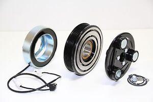 Klimakompressor-Magnetkupplung-Riemenscheibe-Magnetspule-Mazda-3-Mazda-5-CR-BK