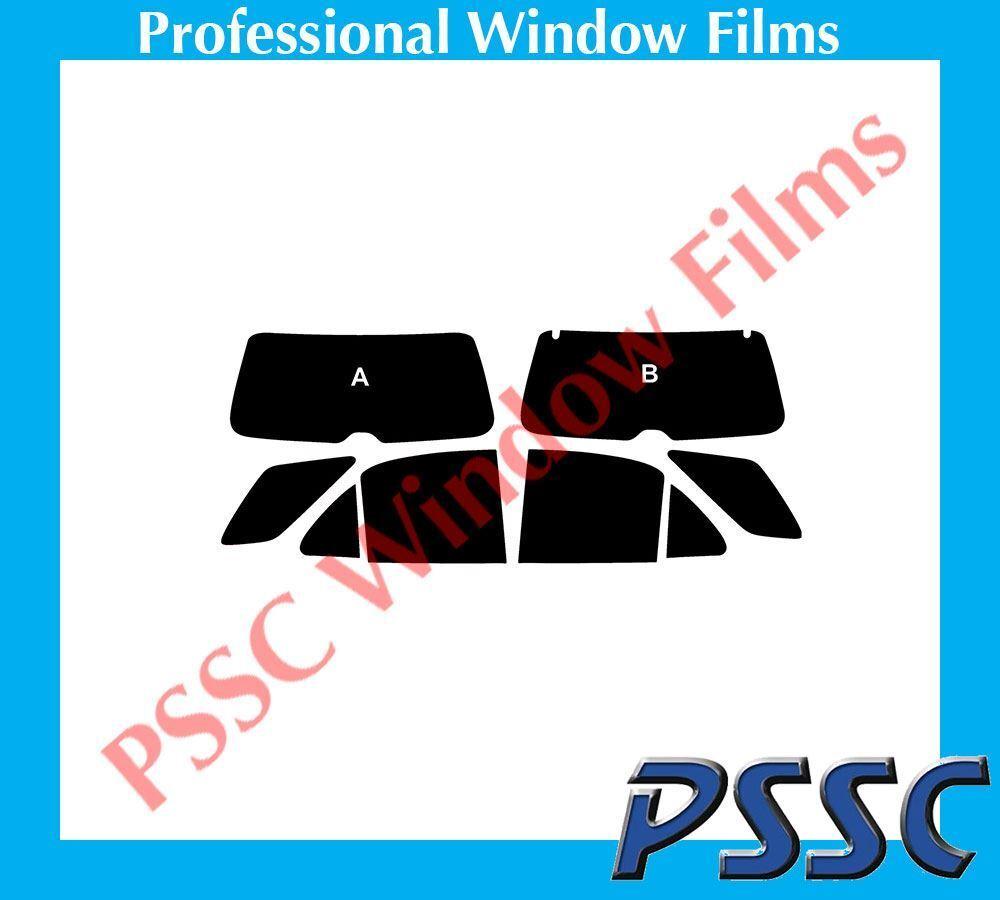 Pssc Vorgestanzt hinter Autofenster 35% Tönung Films für Kia Sorento 2003-2009