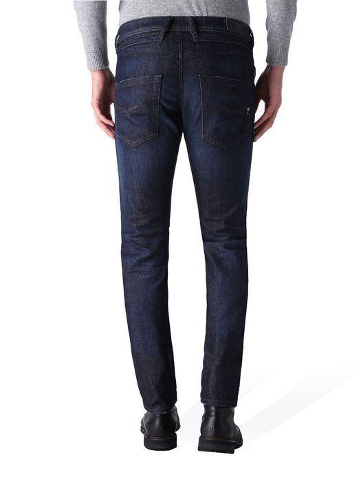 Diesel Jeans Belther Fit Tapered 0844C Regular Dark bluee Stretch Medium Treated