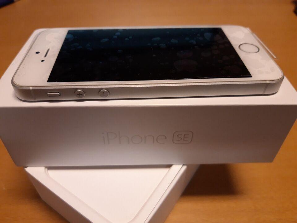iPhone SE, 32 GB, aluminium