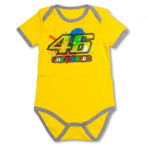 Neuf officiel valentino rossi VR46 baby body suit-vrkbb 207101