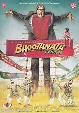 BHOOTHNATH RETURNS - OFFICIAL BOLLYWOOD 2 DISC DVD FREE POST - AMITABH BACHCHAN