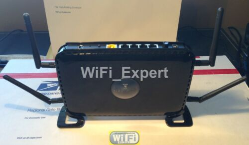 4 x 2dBi Antenna EXTREME Mod Kit Netgear N600 WNDR3400 Dual Gigabit NO SOLDERING
